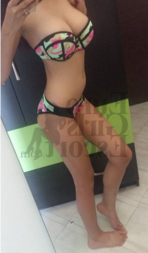 Tabatha erotic massage and live escort